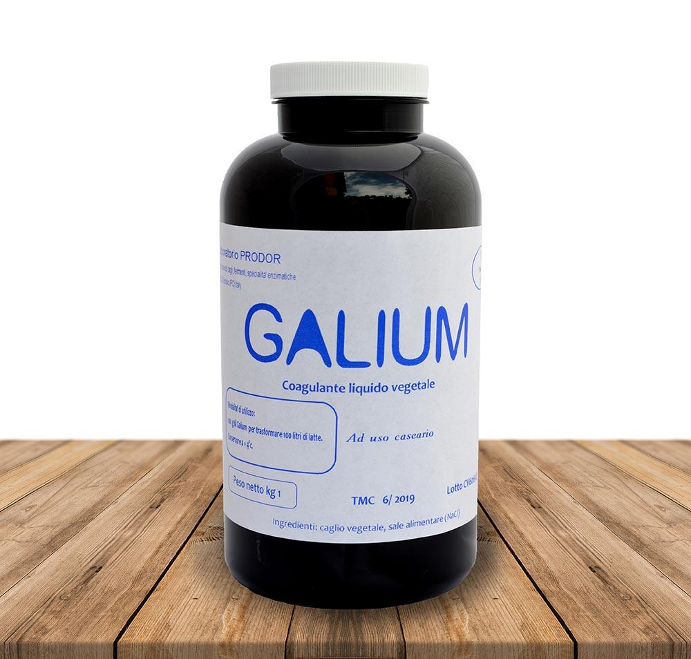 Caglio vegetale Galium 1000g