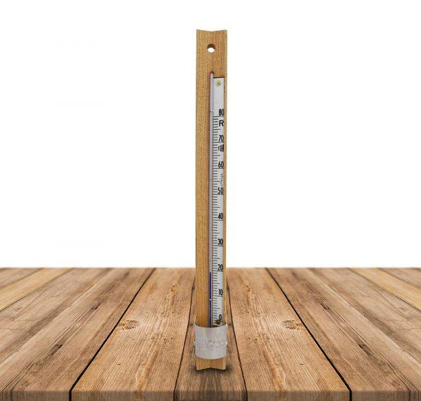 termometro legno