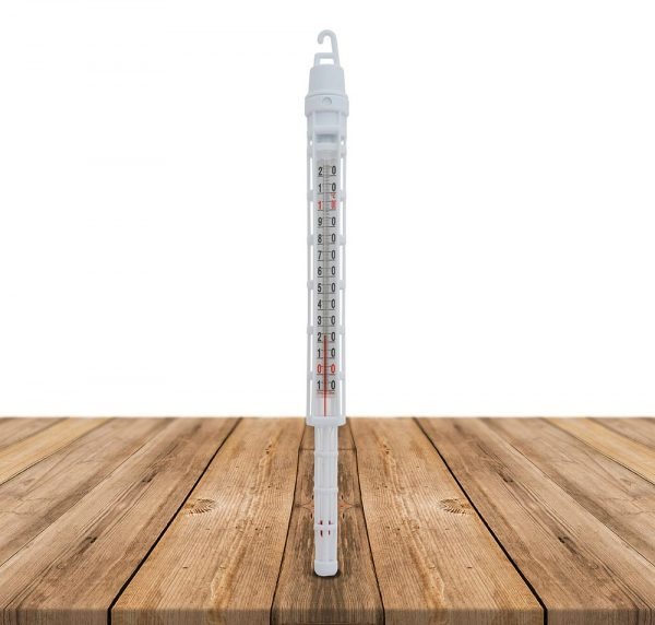 termometro plastica